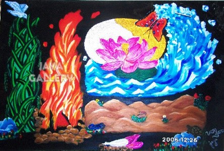 Elements Of Art Painting : Art programmes renowned hk artists educhamps academy